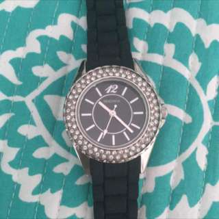 Black Sekonda watch