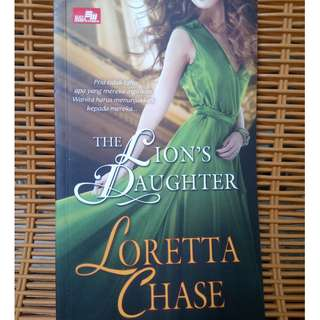 novel the lions daughter