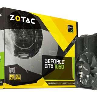 Zotac GTX 1050