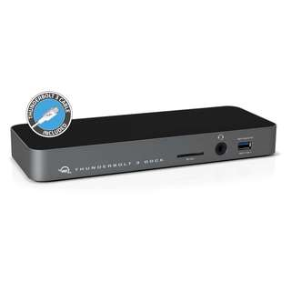 OWC / Other World Computing 13 Port Thunderbolt 3 Dock (Space Gray)