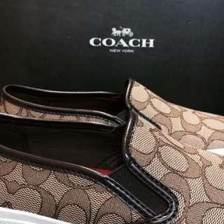Coach懶人鞋