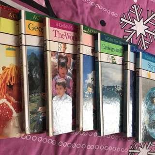 Children time life Encyclopedia $6 Each