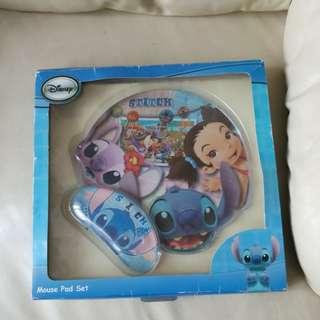 Stitch mouse pad