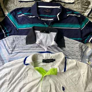 *BUNDLE* Men's Polo Shirt