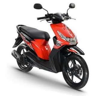 Honda beat carb 2012 model