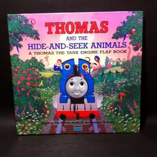 Thomas The Train and The Hide and Seek Animals