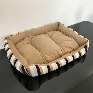Pet (Large) cushion bed dog cat kitten puppy toy sleep
