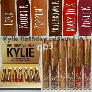KYLIE BIRTHDAY EDITION 6 IN 1 003
