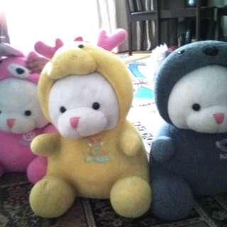 Teddy Bear -  Grey