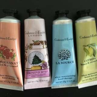 Crabtree & Evelyn Hand Cream