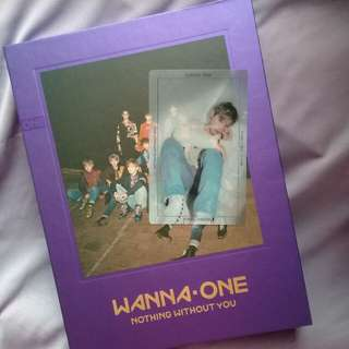WANNA ONE JIHOON PC (WANNA VER.)
