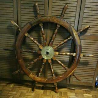 1.5m, 10 spoke ships wheel