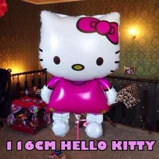 Hello Kitty Balloon 116cm/80cm