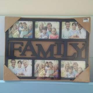 FAMILY Photos Frame (OFFER)