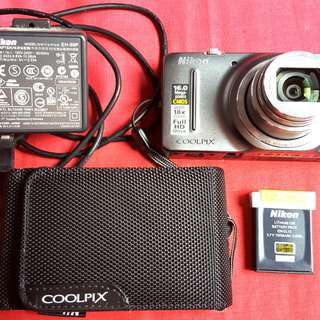 Canon Coolpix 18x Zoom
