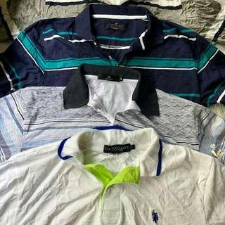 *BUNDLE* Men's Polo Shirt