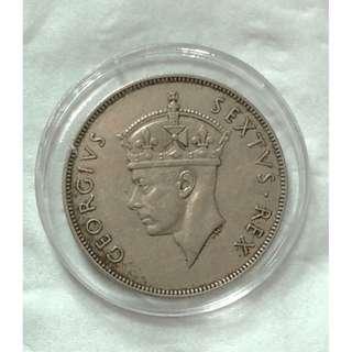 1950 年硬幣,少有