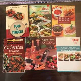 Random cookbooks