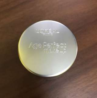 Loreal Age perfect makeup