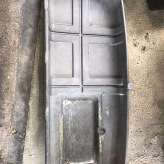 Satria boot tray
