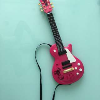 Electric guitar toy - COD bangsar south - condition 8/10