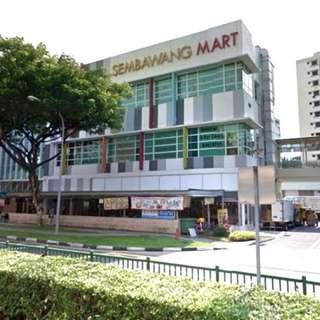 Filipino tenants - rooms for rent in Sembawang