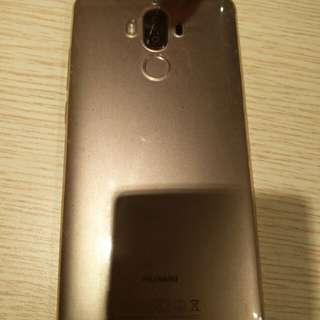 Huawei mate 9 64g brown