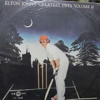 🚚 黑膠唱片 ELTON JOHNS