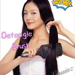 Best Selling! Detangle Hair Brush Massage Health Grooming Massage Brush 大S Recommended