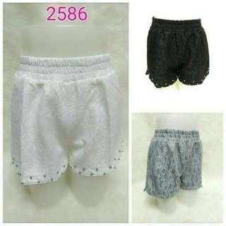 Hot pants import 2586