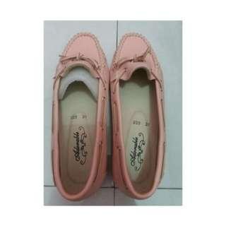 Flatshoes Scarlett pink