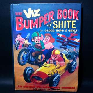 The Viz Bumper Book of Shite (Adult Book)