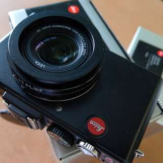 Complete Leica D-Lux-5 with box