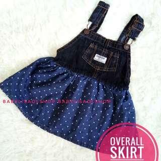 overall skirt