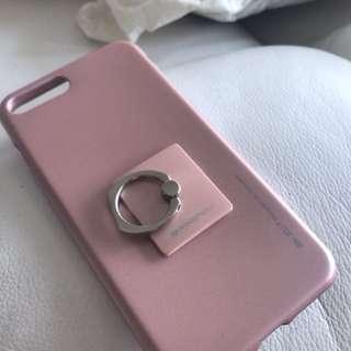 iphone7 plus 電話軟膠套