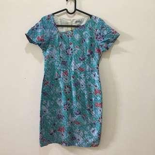 Dress batik 2