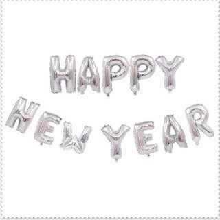 New Year Balloon Celebration