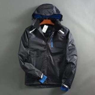 Water Resistant Biker Jacket