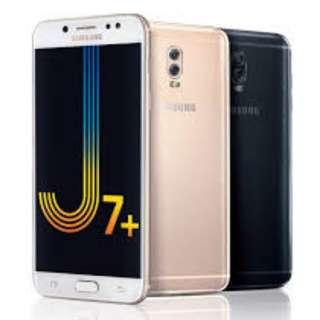 Kredit proses kilat Samsung J7+