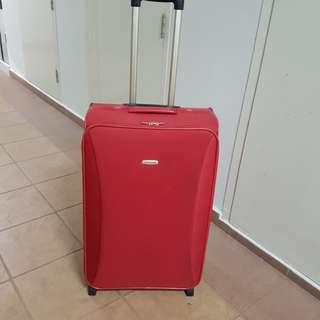 BHPC Red Luggage 28 inch
