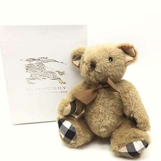 BURBERRY gift bear set with box