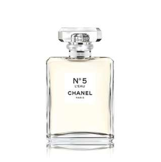 Chanel No 5 leau