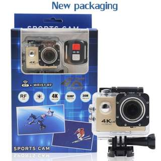 4K F60R HD Waterproof WiFi Action Camera Sport Camera