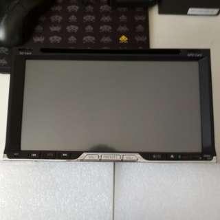 "7"" Double Din Car Multimedia Player"