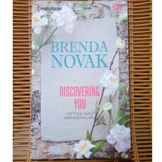 novel discovering you ( ketika aku mengenalmu )