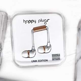 Happy Plugs earphones