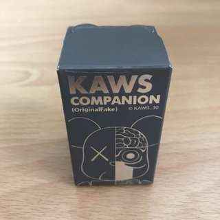 Kaws companion bearbrick 100%