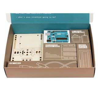 The Arduino Starter Kit (Official Kit from Arduino)