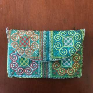 Aztec Pouch/Wallet