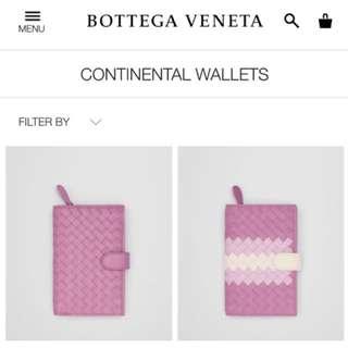 100% 正貨 BV 銀包(可陪驗)連包裝 wallet 長銀包
